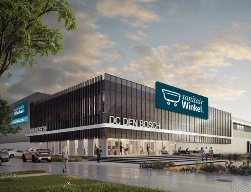 Sawiday tekent overeenkomst van 13.000 m2 magazijn